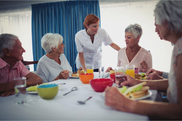 Beat Eating Disorders and Increase Elderly's Appetite