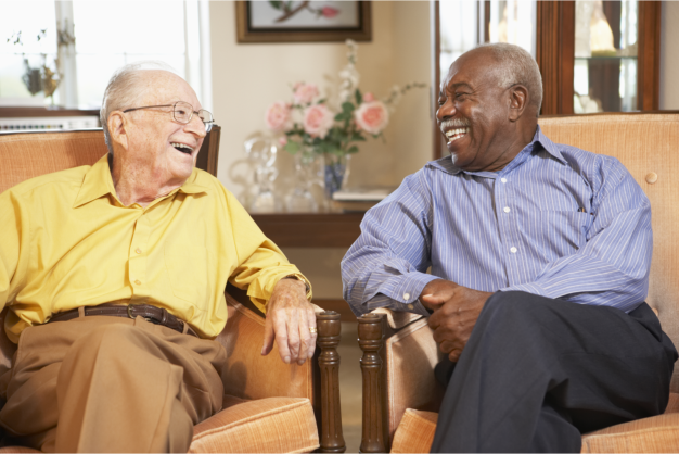 6 Reasons to Keep your Elderly Loved Ones Socially Connected