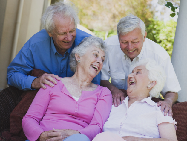 The 6 Secrets to a Happy Elderly Life